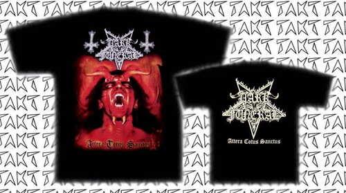Tričko Dark Funeral - Attera Totus Sanctus Wg
