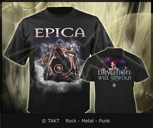 Tričko Epica - devotion Will Unfold Imp.
