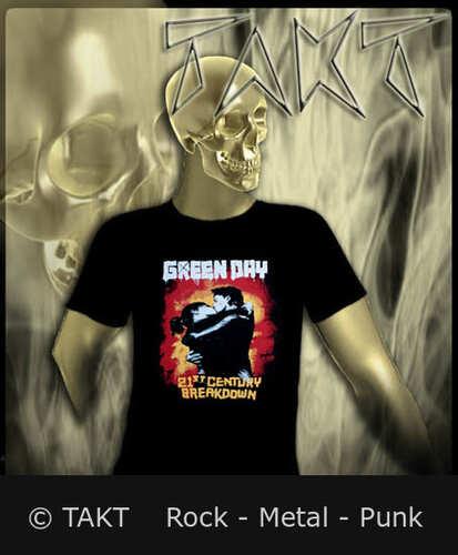 Tričko Green Day - 21 Century Breakdown - fl