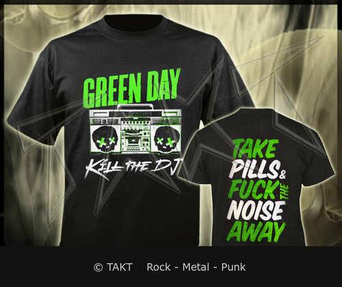Tričko Green Day - kill The Dj Imp.