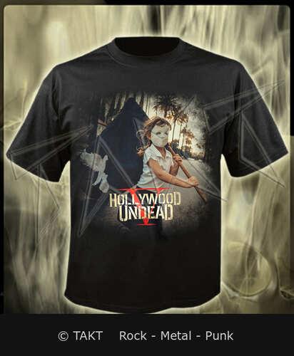 Tričko Hollywood Undead - v Imp.