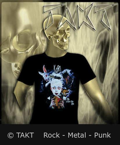 Tričko Korn - Other Side Imp.