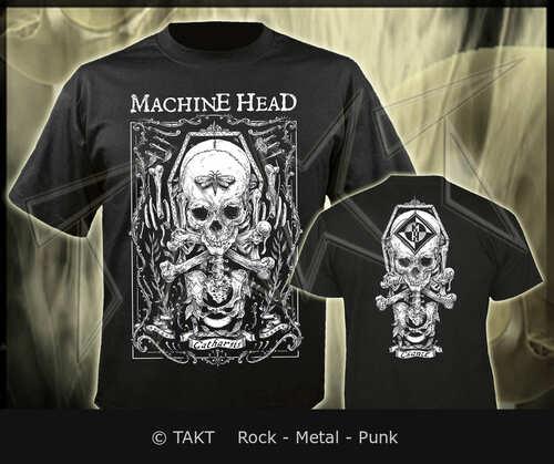 Tričko Machine Head - moth Imp.
