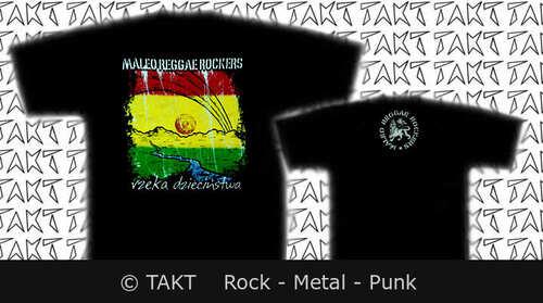 Tričko Maleo Reggae Rockers - Řeka dětsví