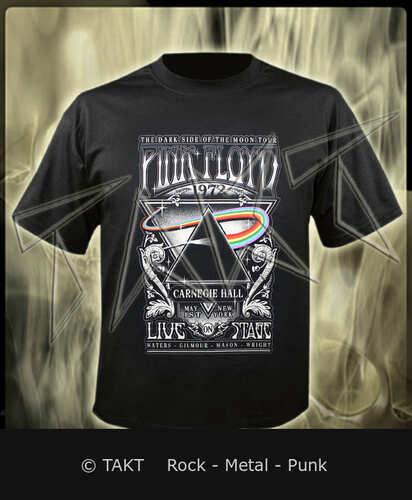 Tričko Pink Floyd - carnegie Hall Imp.
