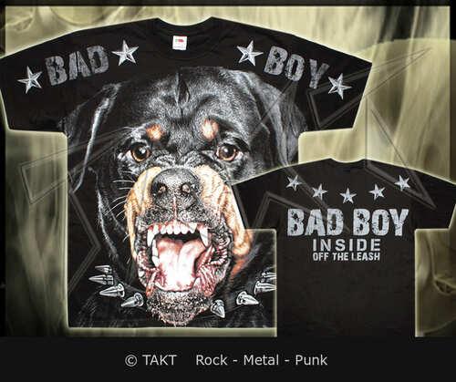 Tričko Rotvajler Bad Boy All Print