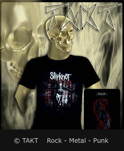 Tričko Slipknot - the Gray Chapter Star Imp.