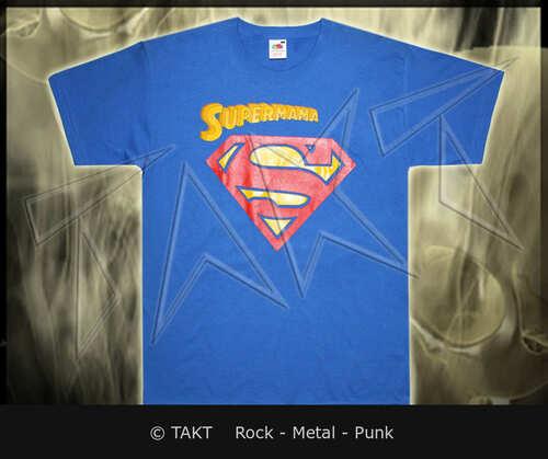 Tričko Supermama Blue