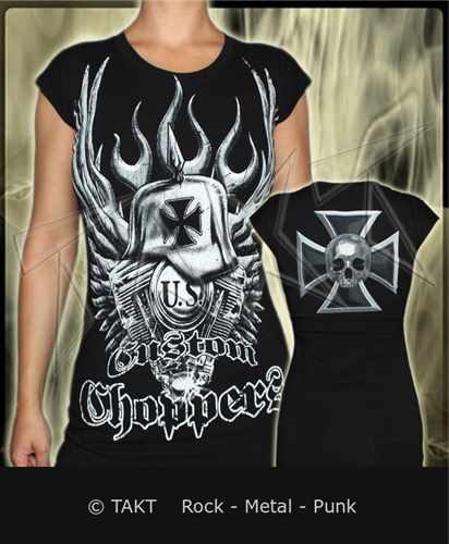 Tunika Choppers Custom All Print