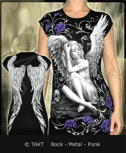 Tunika Fallen Angel All Print