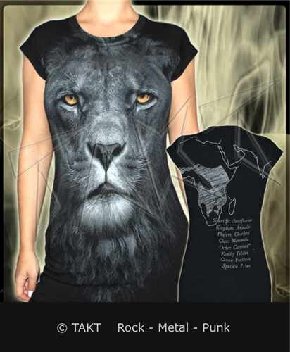 Tunika Lion 2 All Print