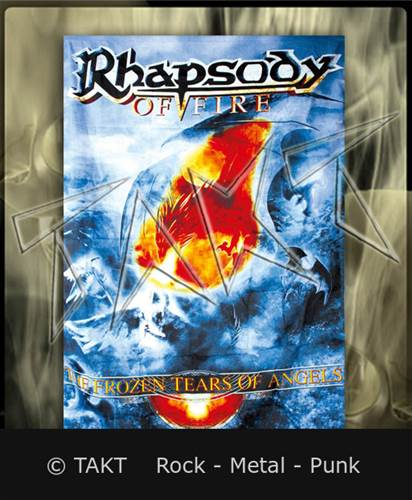Vlajka velká Rhapsody Of Fire - The Frozen Tears Of Angels