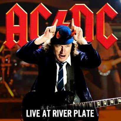 2 CD AC/ DC - Live At River Plate - 2012