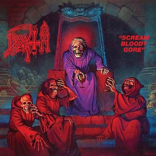 2CD Amon Amarth - scream Bloody Gore Reedycja - 2016