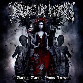CD - Cradle Of Filth - Darkly Venus Aversa special Delux Edition