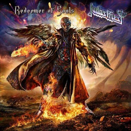 CD Judas Priest - redeemer Of Souls - 2014