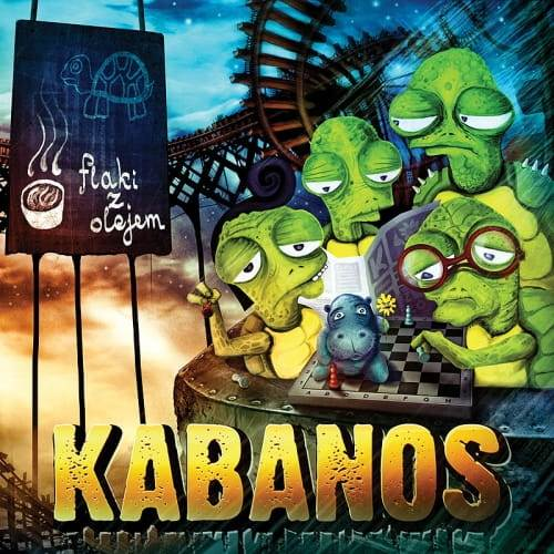 CD Kabanos - flaki z Olejem - 2016