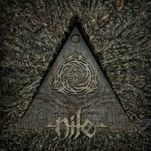 CD Nile - what Should Not Be Unearthed - 2015