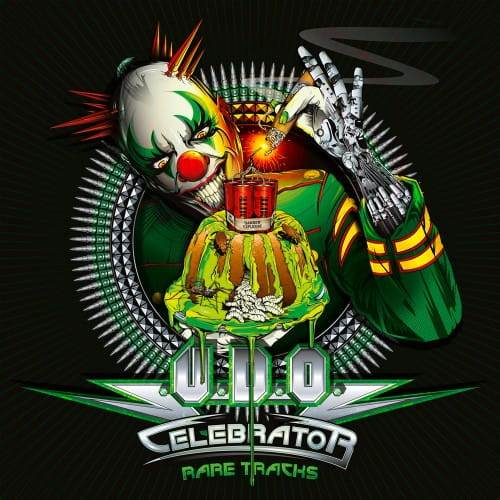 CD U.  D.  O.  - Celebrator Digipack - 2012