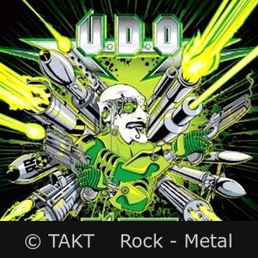 CD U.  D.  O.  - Rev - Raptor 2011