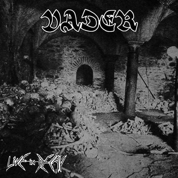 CD Vader - live In Decay - 2015