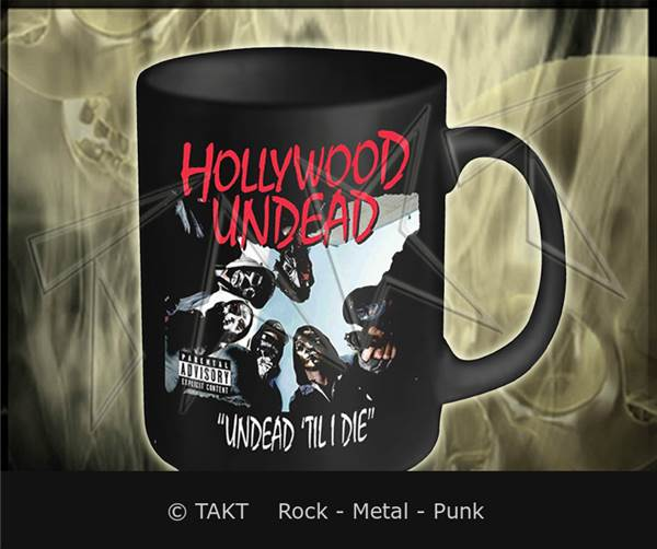 Hrnek Hollywood Undead - undead  til I Die