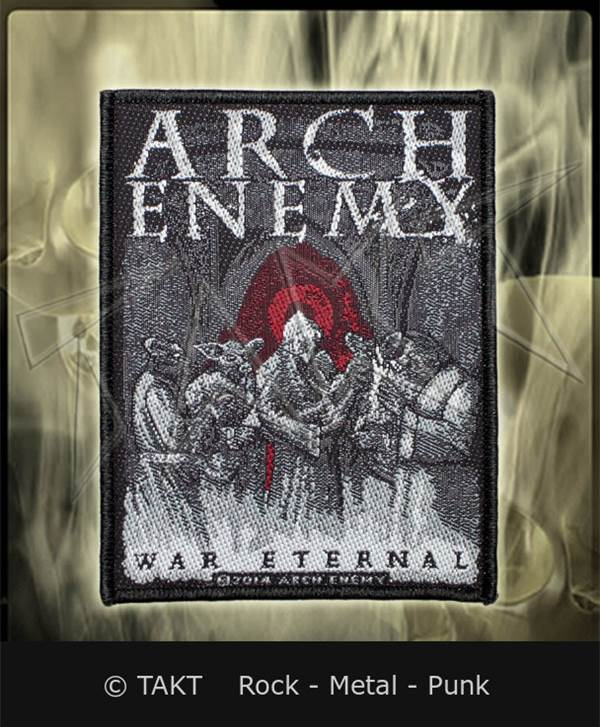 Nášivka Arch Enemy - war Eternal 2