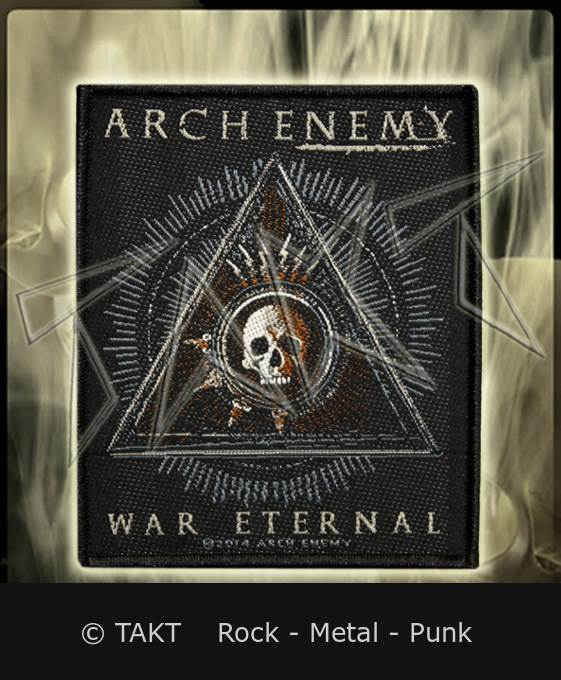 Nášivka Arch Enemy - war Eternal