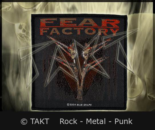 Nášivka Fear Factory - Archetype