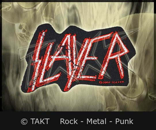 Nášivka Slayer Logo 02