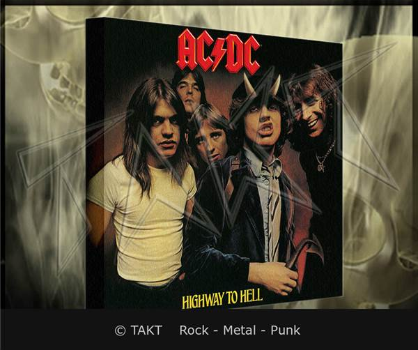 Obraz AC/ DC - highway To Hell
