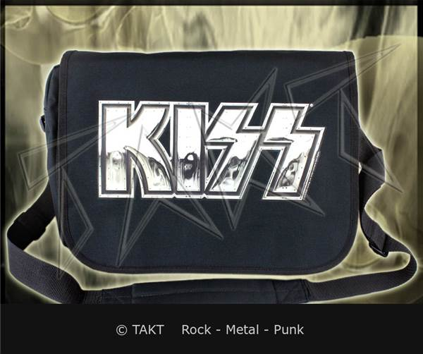 Taška Kiss - iron Logo
