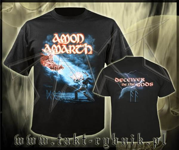 Tričko Amon Amarth - Deceiver Of The Gods Imp.